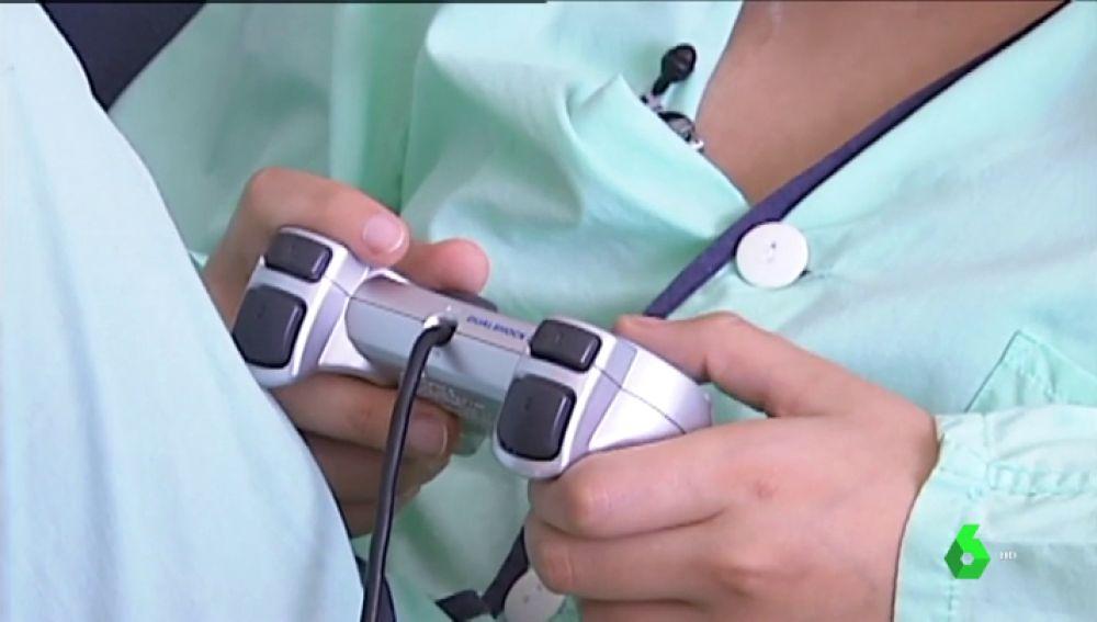 La Fundación Juegaterapia hace un llamamiento para la donación de consolas usadas