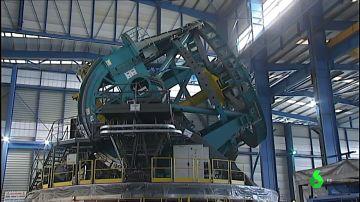 El telescopio que hará las mejores fotos del universo es español