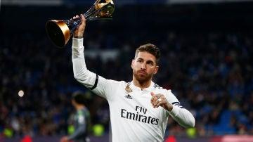 Ramos ofrece el Mundial de Clubes
