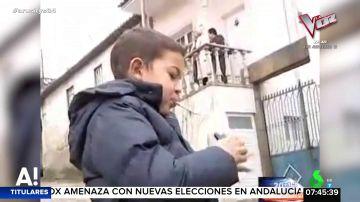 La insólita tradición de un pueblo de Portugal: dejar a los niños fumar el Día de Reyes