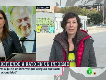 Simona Levi habla en ARV