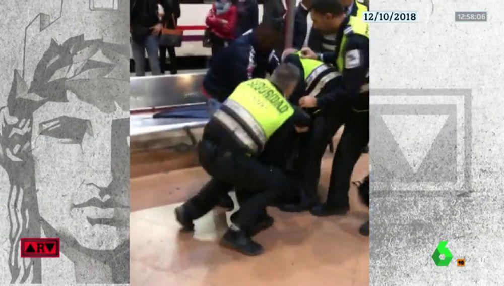 Polémicos casos racistas en España