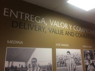 El error de traducción en el Museo del Sporting de Gijón