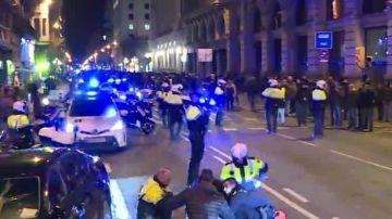 Ataque de ansiedad a un conductor de VTC en Barcelona