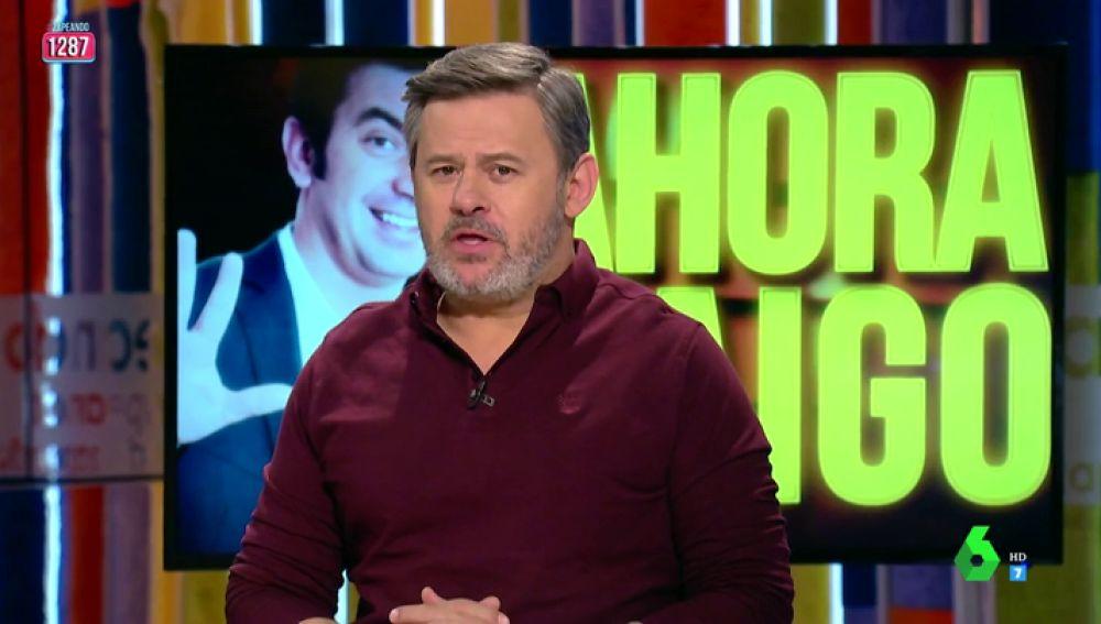 Miki Nadal manda un 'recadito' a Arturo Valls