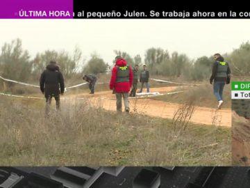 Hallan el cadáver de una joven de 25 años con heridas de arma blanca en un campo de Meco, Madrid