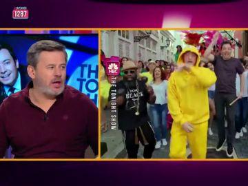 Miki Nadal opina sobre Bad Bunny y Jimmy Fallon