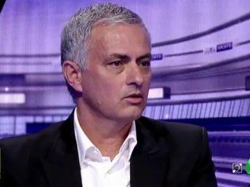 """Mourinho sigue presumiendo de su Liga con el Real Madrid: """"Para hacer 100 puntos hay que ganar muchos partidos"""""""