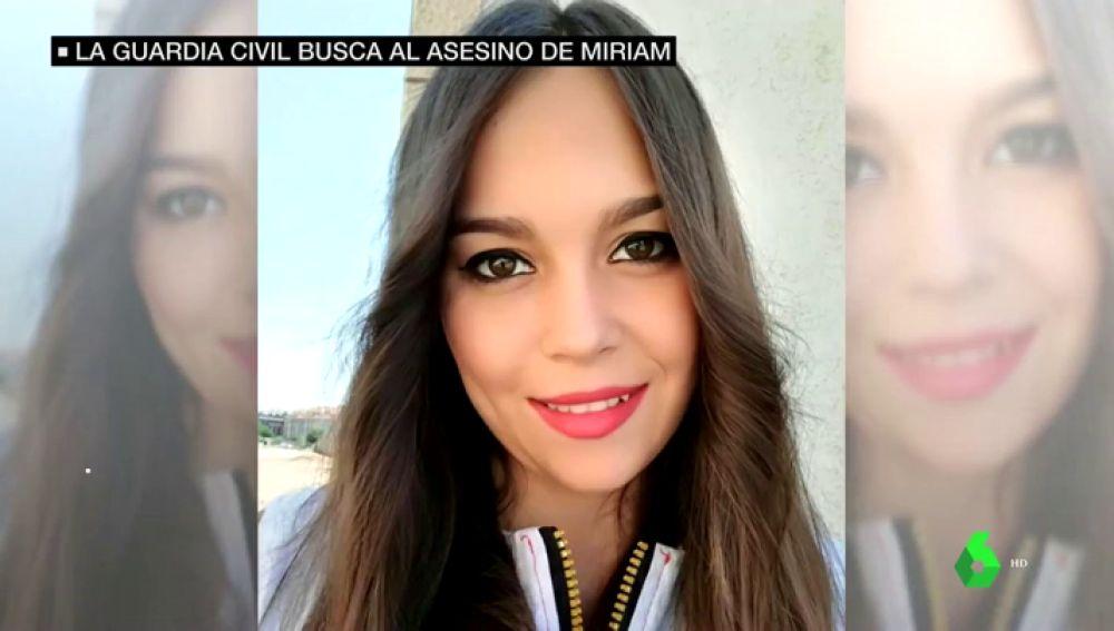 Imagen de la joven asesinada en Meco
