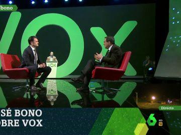 """José Bono: """"Vox representa lo más negro de España, deberían sentir vergüenza de sus posiciones"""""""