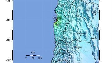 Un terremoto de magnitud 6.7 sacude la costa norte de Chile