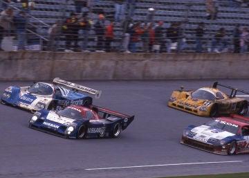Nissan 24h Daytona 1992