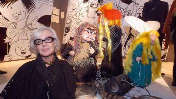 Imagen de archivo de Lolo Rico, directora de 'La Bola de Cristal'