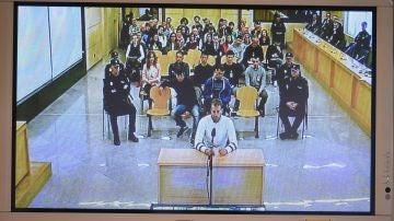 Condenados por agresión a guardias civiles en Alsasua, Murcia