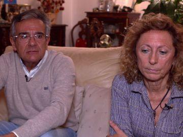 Víctimas del accidente de tren en Santiago