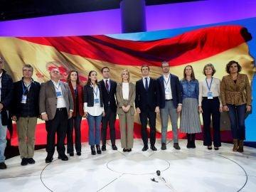 Clausura de la Convención Nacional del Partido Popular