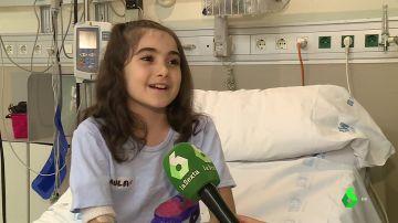 La magia de los Reyes Magos: le regalan a la pequeña Paula el corazón que necesitaba con urgencia