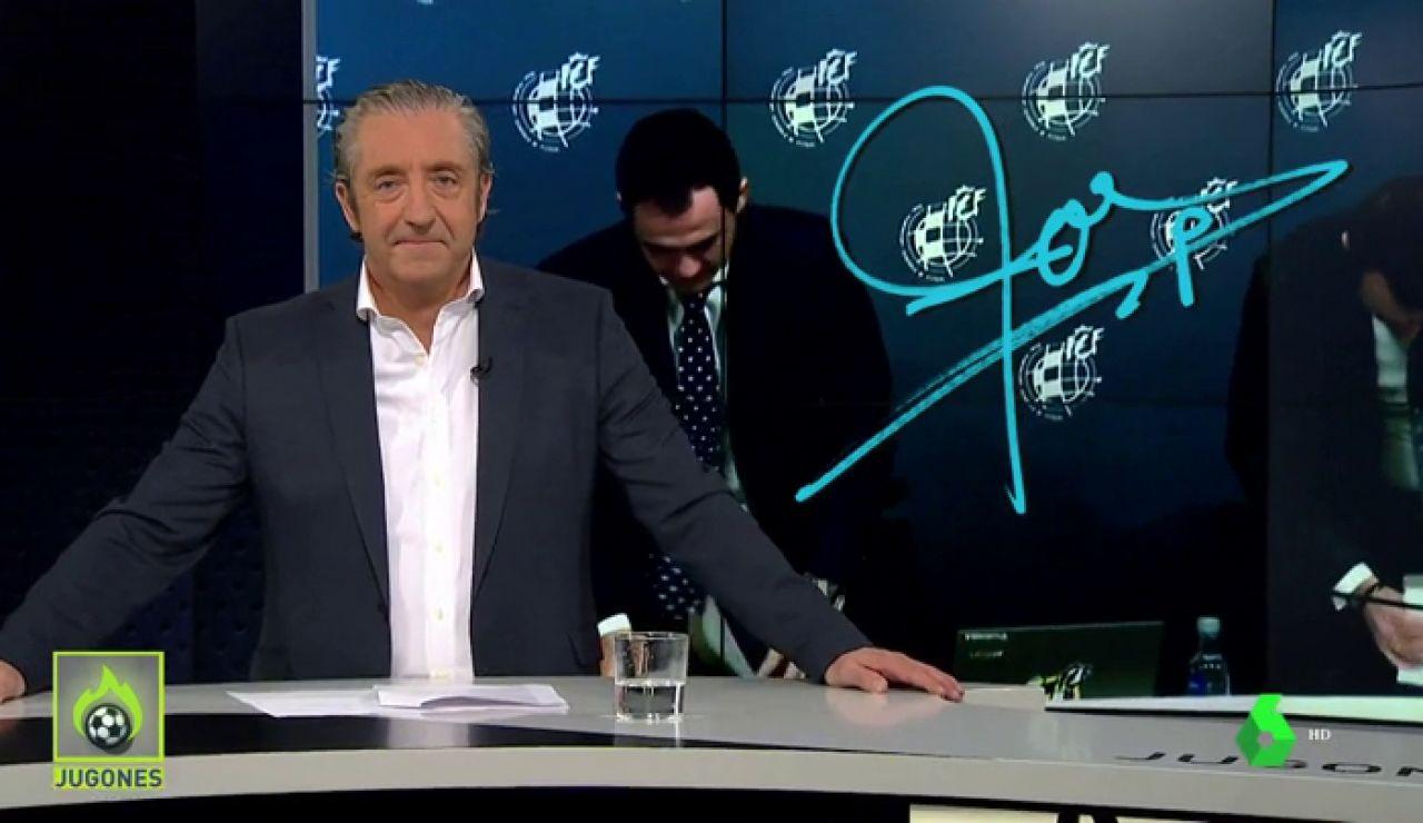 """Josep Pedrerol: """"!ue no nos vendan más milongas con el VAR. Si ya lo tenemos claro. Todo ok, José Luis. Todo ok"""""""