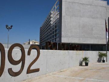 Imagen de archivo de la comisaría de Policía Local de Guadalajara
