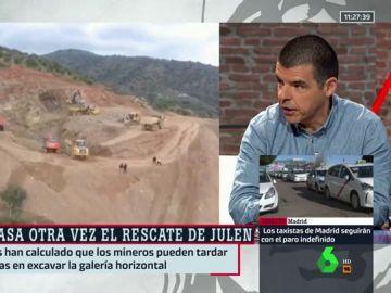 Manu Marlasca desgrana las claves del rescate de Julen