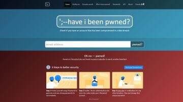 Página web en la que comprobar si tu correo ha sido hackeado