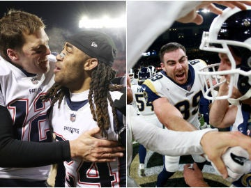 Patriots y Rams jugarán la Super Bowl LIII