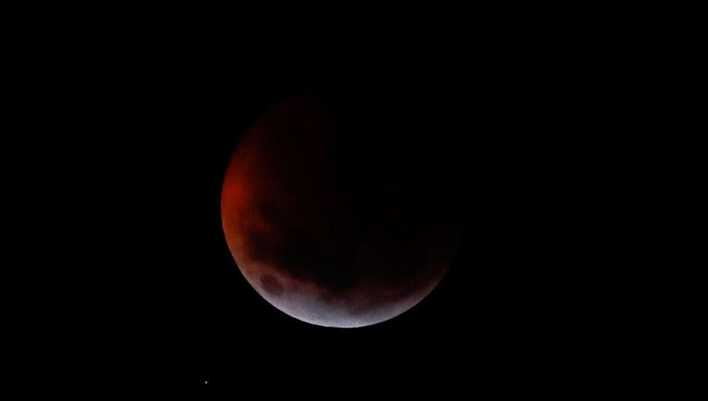 Eclipse de la luna