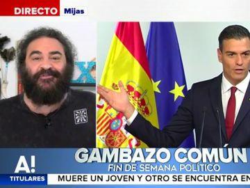 """El Sevilla y """"los gambazos políticos"""" de PP, Ciudadanos y PSOE: """"Todos hablan de su partido y de banderas"""""""