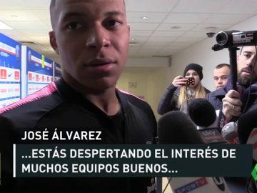 """Mbappé le lanza un guiño al Real Madrid: """"Acabaré la temporada aquí... y luego ya veremos"""""""
