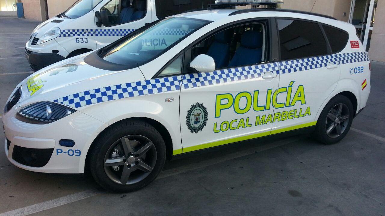 Policía de Marbella