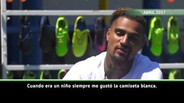 """Boateng, en 2017: """"Prefiero el Madrid al Barcelona. De pequeño siempre me gustó la camiseta blanca"""""""