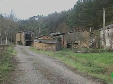 Aldea abandonada en Riotinto