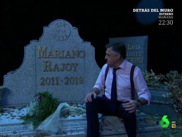 """Wyoming, en la """"tumba"""" de Rajoy"""