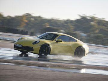 """Porsche estrena el """"Modo Mojado"""", ¿en qué consiste?"""