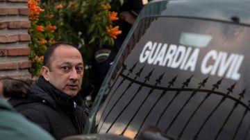El delegado del Gobierno en Andalucía, Alfonso Rodríguez