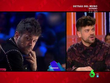Pablo López y Ricky Merino