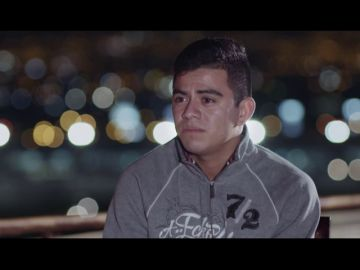 """Luis revive con Gonzo el accidente que sufrió a bordo de 'La Bestia': """"Me caí del tren y vi cómo las ruedas me arrancaban el pie"""""""