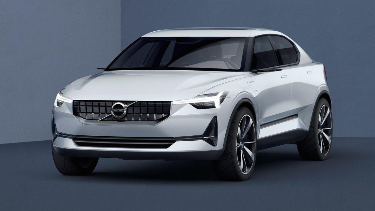 Volvo se despide del V40 y su relevo apunta a un SUV