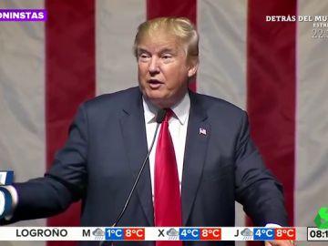 Donald Trump, nominado a los Premios Razzie en la categoría de peor actor y peor combinación en pantalla
