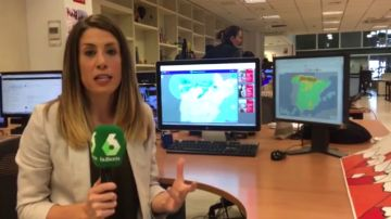 La nieve llega con fuerza a España: estas son las capitales que se cubrirán de blanco este martes