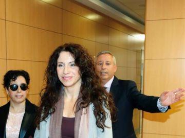 La nueva consejera andaluza de Igualdad, Rocío Ruiz