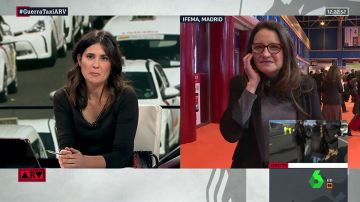 La vicepresidenta de la Generalitat Valenciana, Mónica Oltra