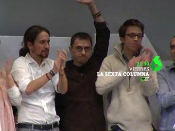 ¿Qué consecuencias tendrá la guerra interna en Podemos?: Lo analizamos este viernes en laSexta Columna a las 21:30