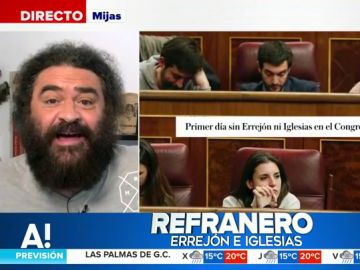 """El Sevilla, sobre la guerra interna de Podemos: """"La derecha está siendo la gran beneficiada porque a río revuelto, ganancia de pescadores"""""""