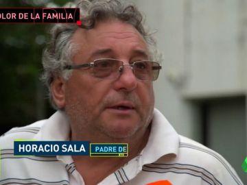 El padre de Sala habló con Jugones