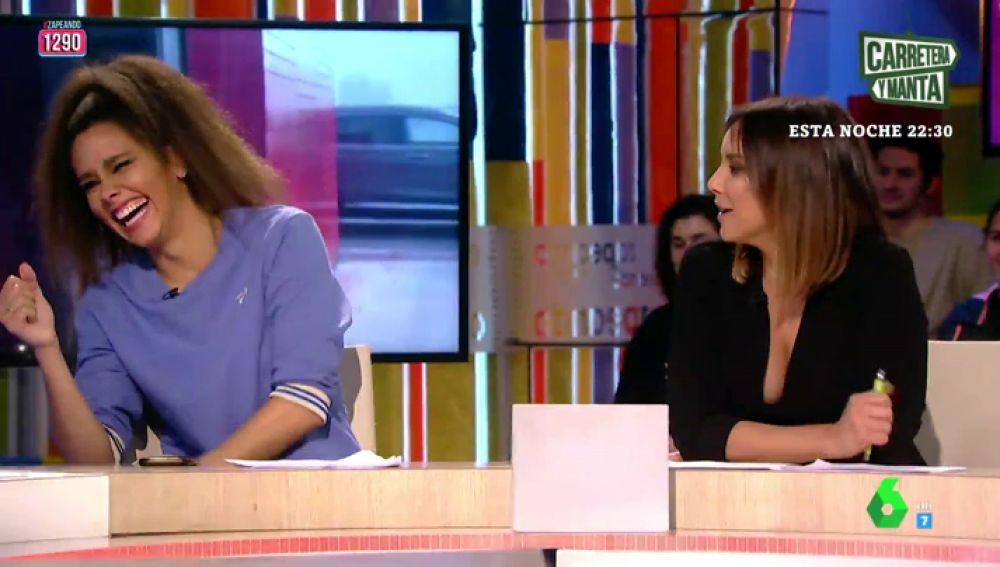 Cristina Pedroche y Chenoa