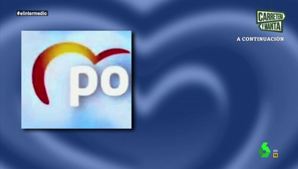 Nuevo logo del PP