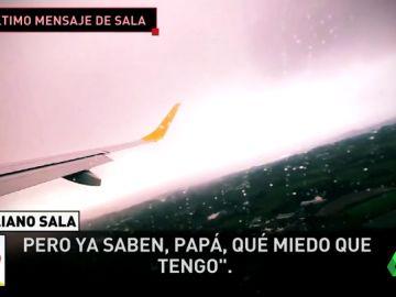 Estremecedor audio de Emiliano Silva desde la avioneta