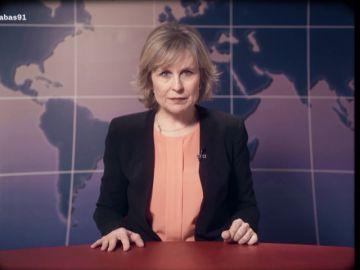 María Rey repasa los acontecimientos que protagonizaron el 1991: la caída de la URSS, la muerte de Freddie Mercury o la Guerra del Golfo