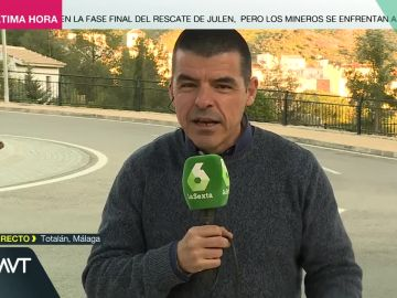 Manu Marlasca en Totalán
